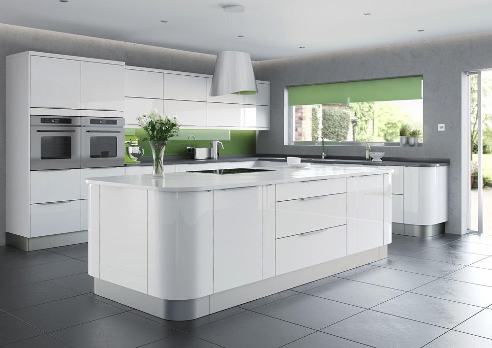 White Gloss Kitchen Ideas Uk Replicaoutlet