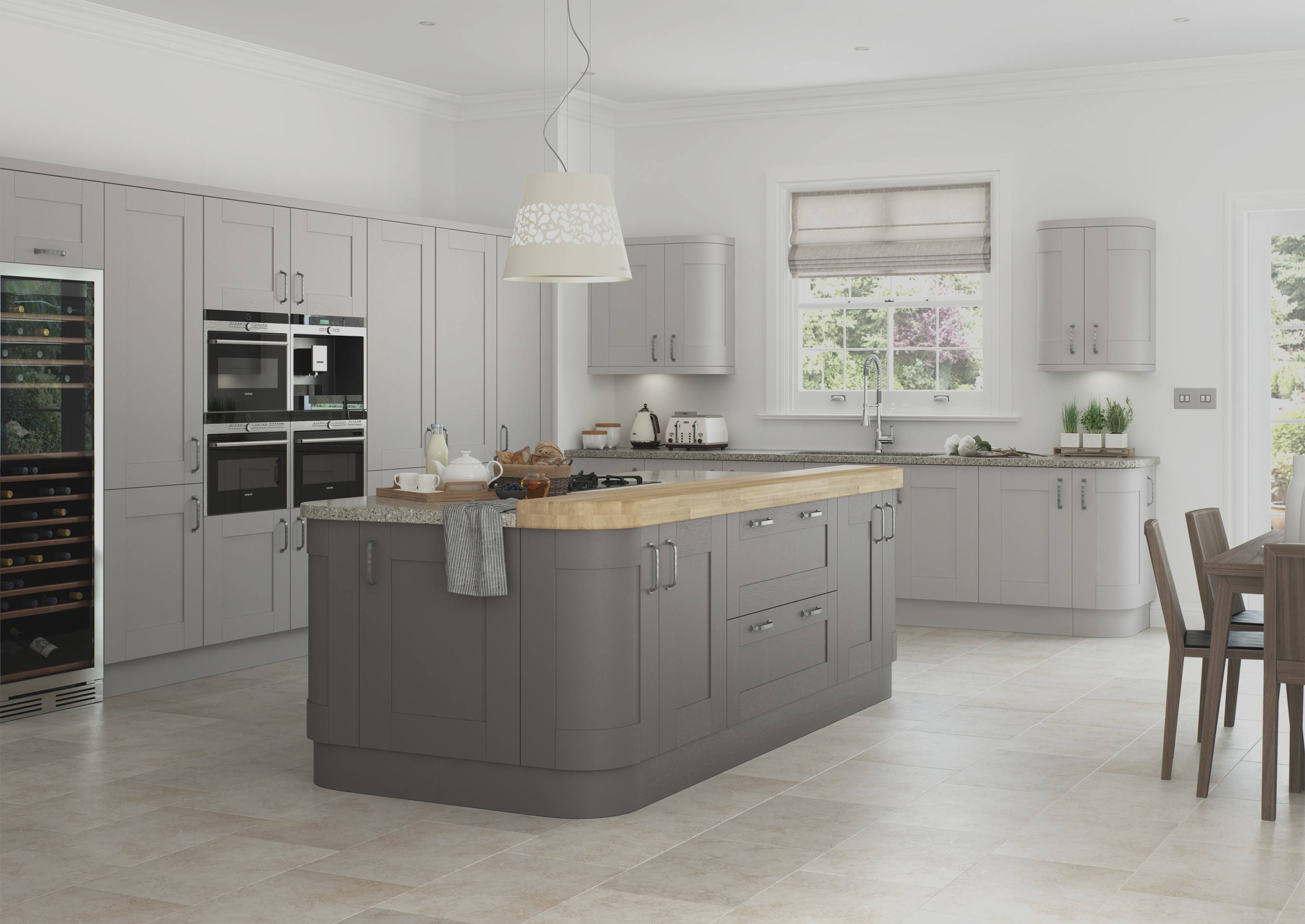 Charmant Zentrum | Stylish Kitchens Designed And Fitted